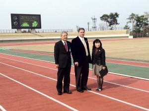 総合運動公園陸上競技場